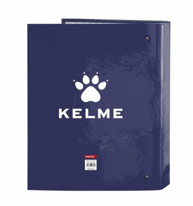 FOLDER F 4 RINGS LOMO WIDE KELME