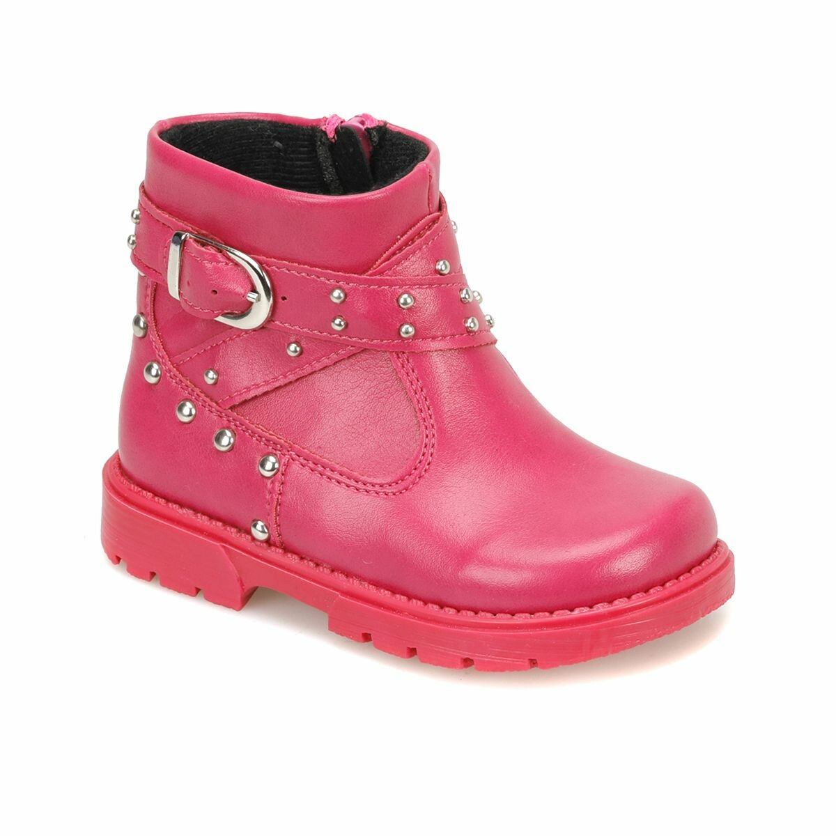 FLO SINCE Fuchsia Girls Children Boots Balloon-s