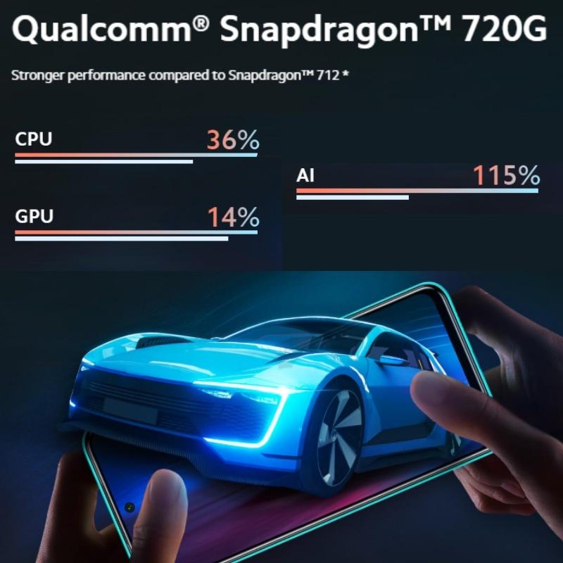 Global Version Xiaomi Redmi Note 9 Pro 6GB RAM 64GB ROM (Brand New / Sealed) redminote9pro, note9pro, Smartphone mobile