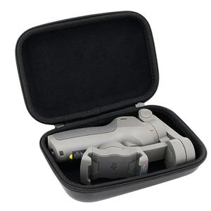 Image 3 - Draagbare Draagtas Beschermende Nylon Pu Opbergtas Handheld Gimbal Opbergdoos Voor Dji Osmo Mobiele 3 Accessoires