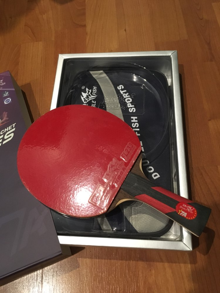 Raquetes de tênis de mesa Raquetes Rápido Antecedência