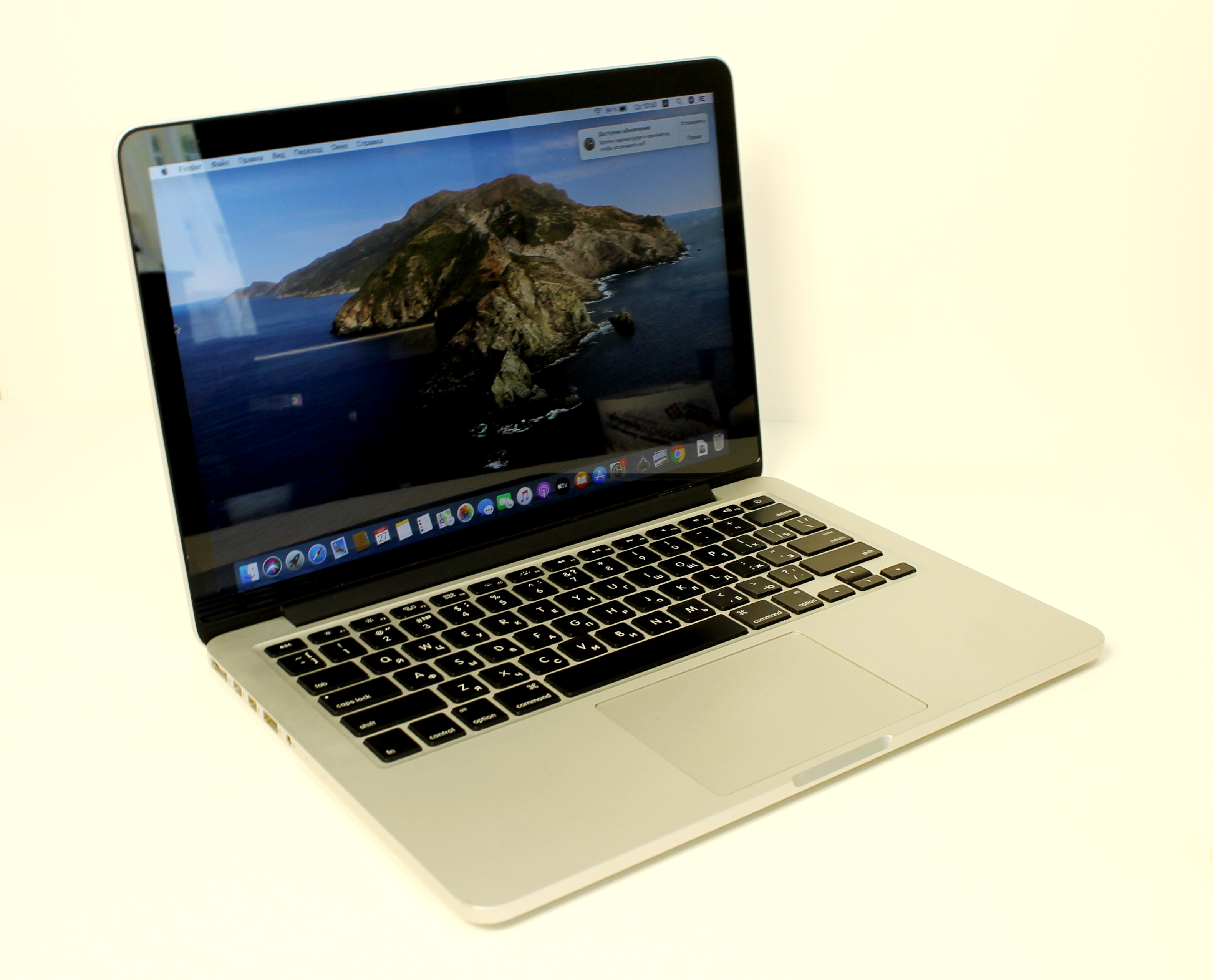Macbook Pro Retina Mid 2014 \ i5 \ intel Iris 1536 \ 8Gb \ SSD128Gb \ 13,3
