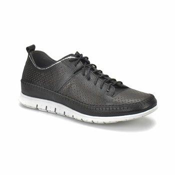 FLO 1783 M 6688 czarne męskie nowoczesne buty Flogart tanie i dobre opinie Sztuczna skóra