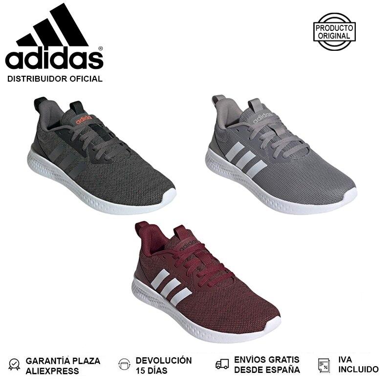 Adidas Puremotion, Zapatillas Running Hombre, Ajuste regular, Cierre de cordones, Parte superior textil, Forro textil NUEVO|Zapatillas de correr| - AliExpress