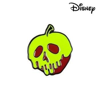 Pin Villains Disney Metal Red Green фото