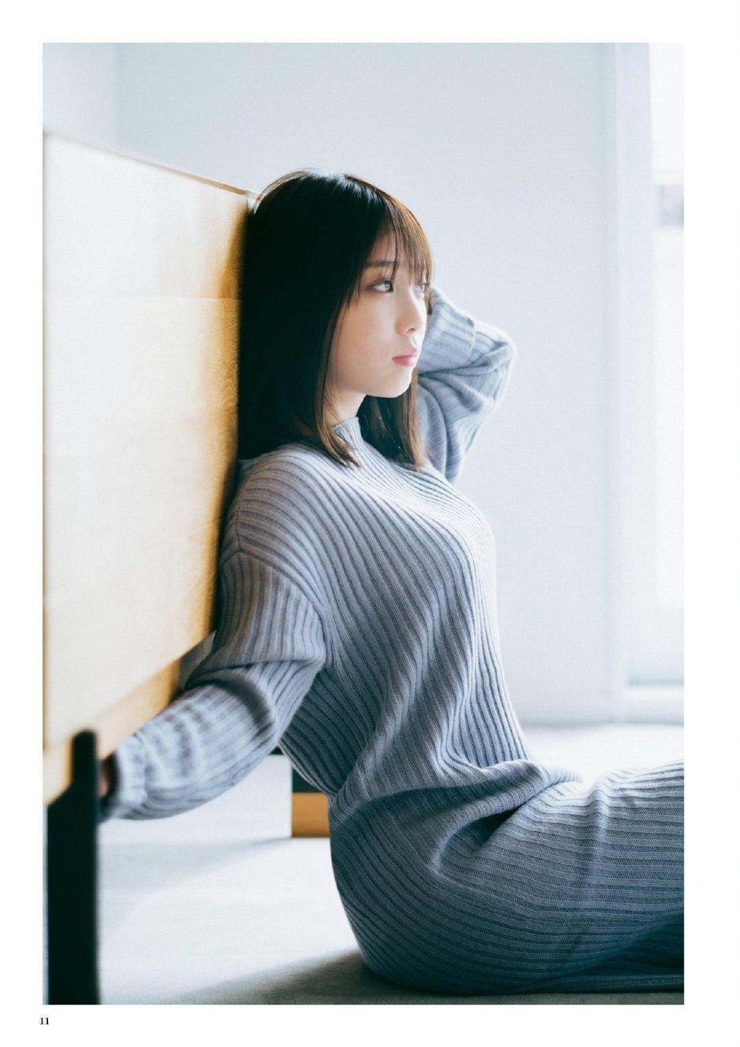 BUBKA 2021年5月号 与田祐希插图7