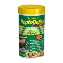 Repto Delica Shrimps с креветками для водных черепах 250мл