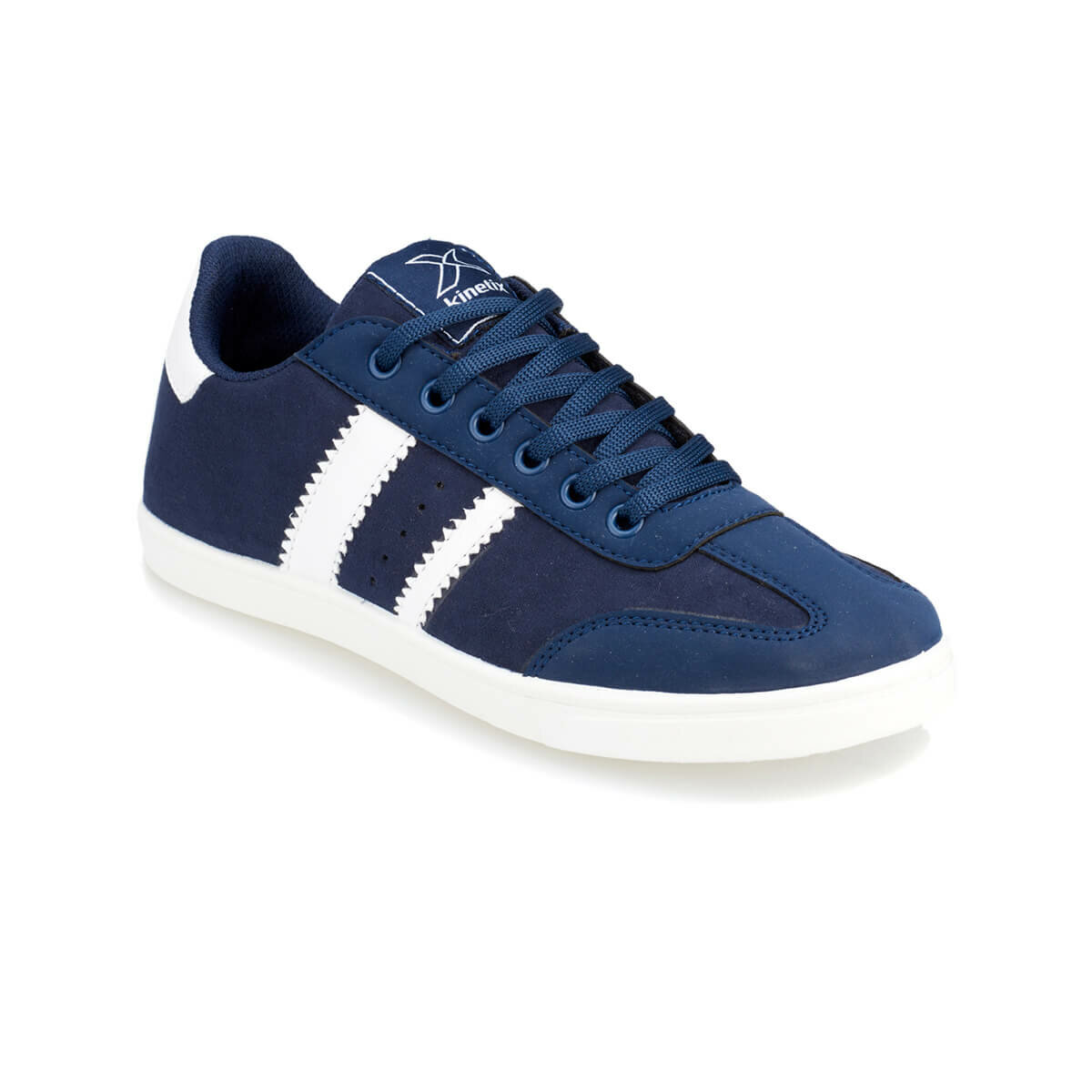 FLO ANJELIC Navy Blue Women 'S Sneaker Shoes KINETIX