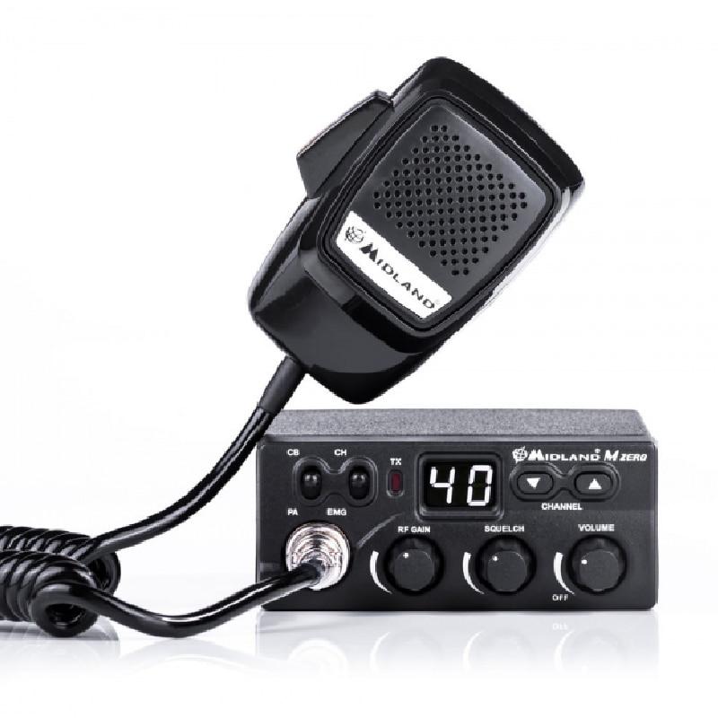 радиостанция автомобильная MIDLAND M ZERO PLUS Рации      АлиЭкспресс