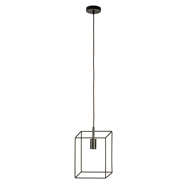Ceiling Light Aluminium (24 X 4 X 32 Cm)