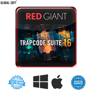 ✅ Red Giant Trapcode Suite 16 ✅ WINDOWS & MAC ✅ FULL VERSION ✅ LIFETIME ACTIVATION ✅ FAST DELIVERY ✅