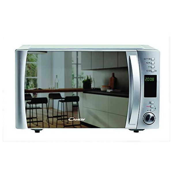 Microwave with Grill Candy CMXG25GDSS 25 L 1000W Stainless steel|Microwave Ovens| |  - title=