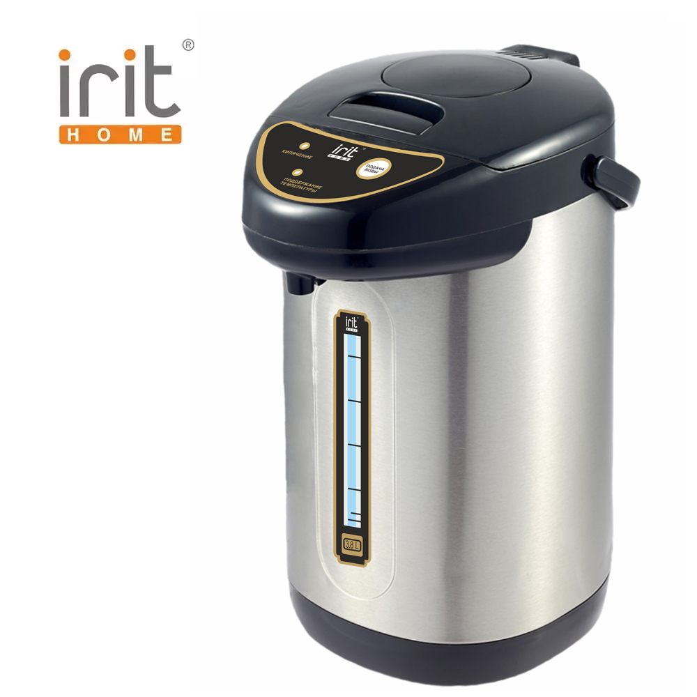 Teapot warmer electric Irit IR-1418 Kettle Electric Electric kettles home kitchen appliances kettle make tea Thermo full intelligent electric teapot automatic water heater kettle full tea stove set