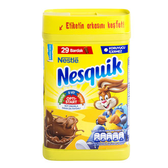 Nestle Nesquik çikolata tozu içecek 420 Gr