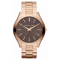 Relógio unissex michael kors mk3181 (42mm) Relógios femininos     -