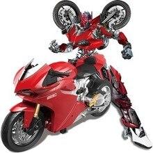 Meizhi Робот- мотоцикл Duccati трансформер, радиоуправляемый масштаб 1:14- MZ-2830P
