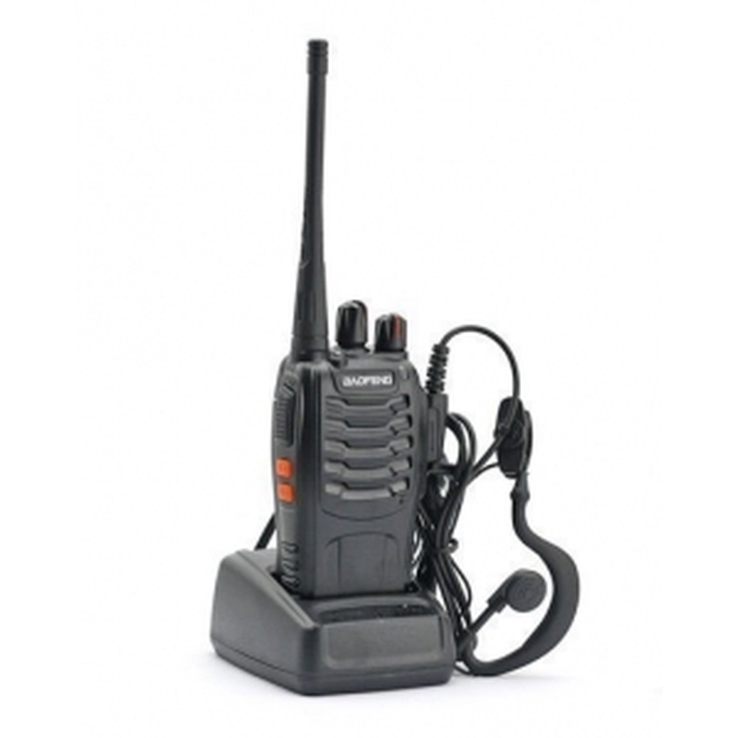 Walkie Talkie Dual Band Baofeng BF-888S With Pinganillo Earphone