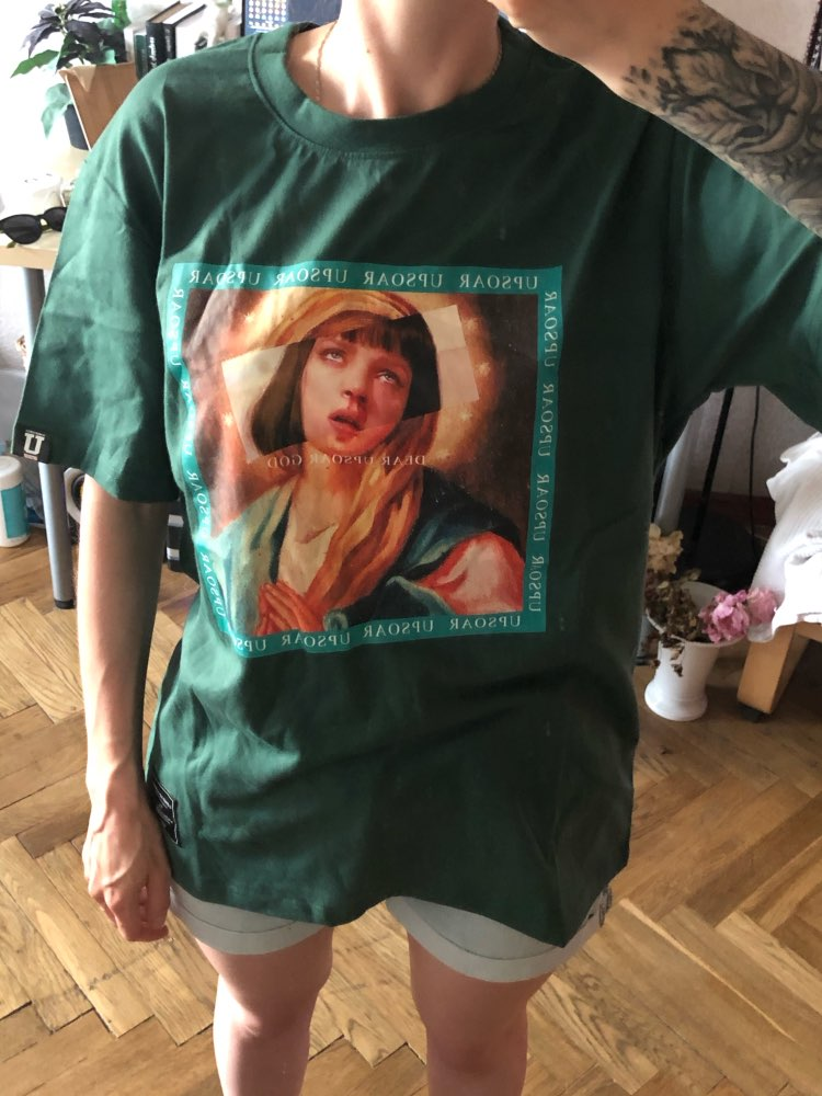 GONTHWID Virgin Mary Men's T Shirts 2020 Funny Printed Short Sleeve Tshirts Summer Hip Hop Casual Cotton Tops Tees Streetwear|men t-shirt|hip hopsummer tshirt - AliExpress