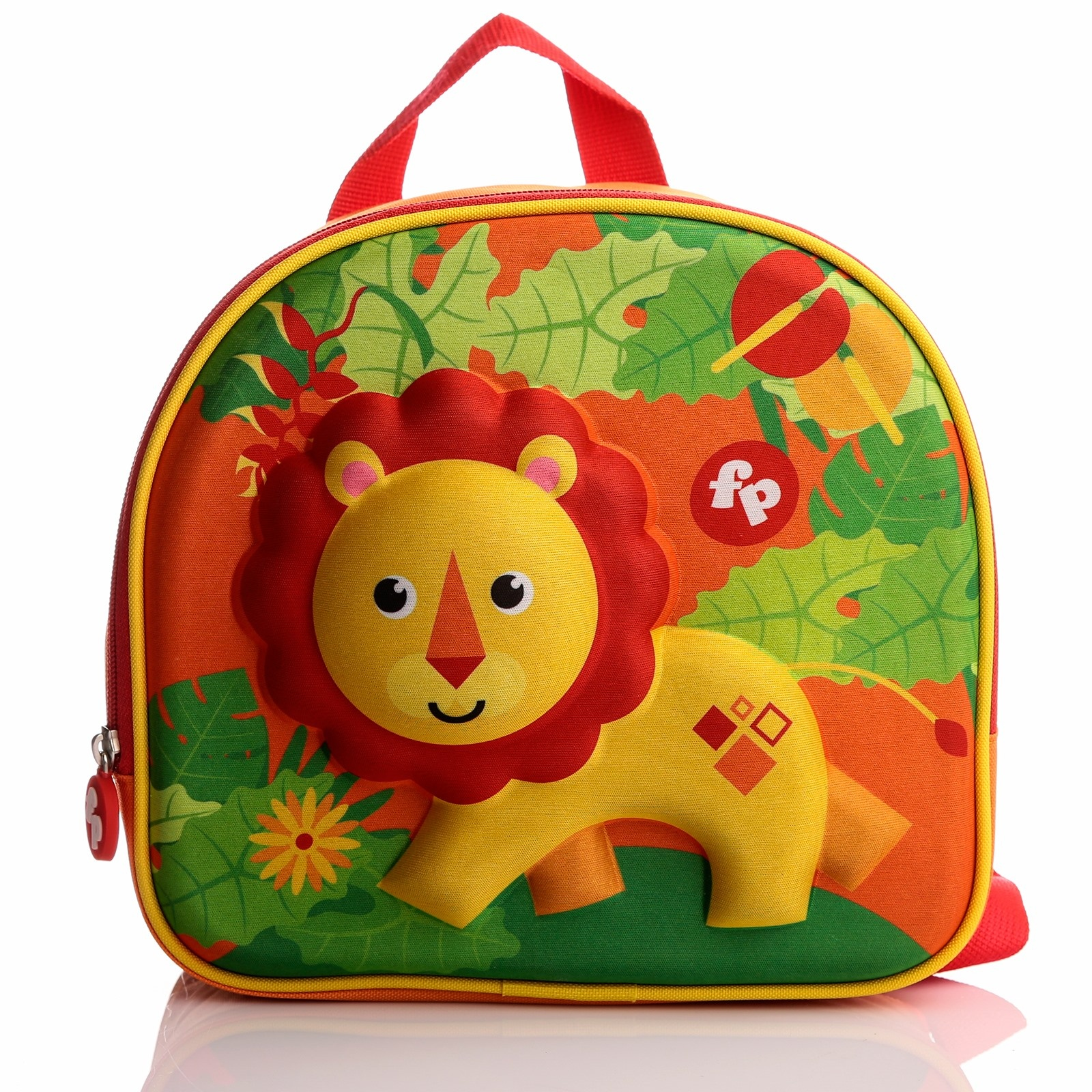 Ebebek Fisher Price Lion Figured Eva Baby Bacpack
