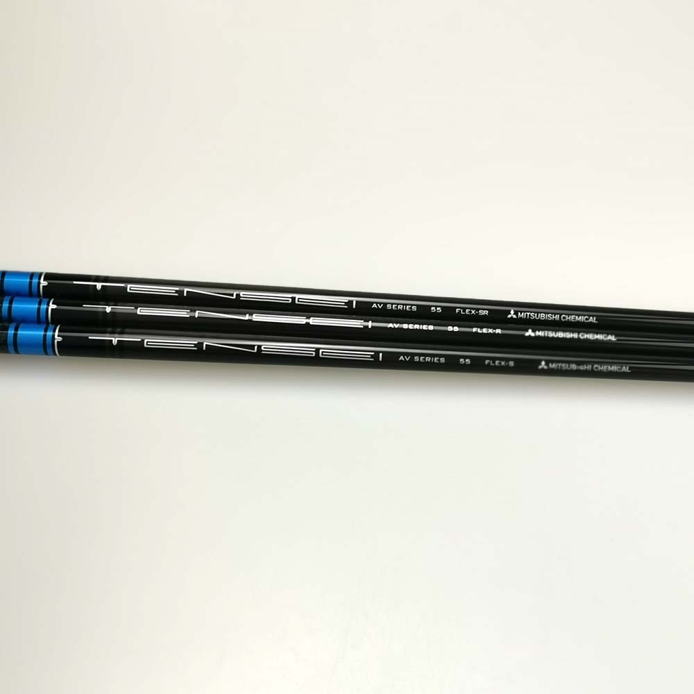 Golf Shaft TENSEI AV Blue 55 with SFW Graphite Driver wood shaft Flex R,S title=
