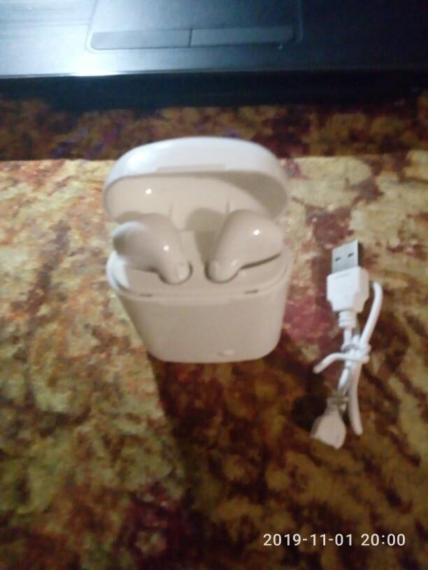 i7s Tws Bluetooth Earphones Mini Wireless Earbuds Sport Handsfree Earphone Cordless Headset with Charging Box for xiaomi Phone|Bluetooth Earphones & Headphones| |  - AliExpress