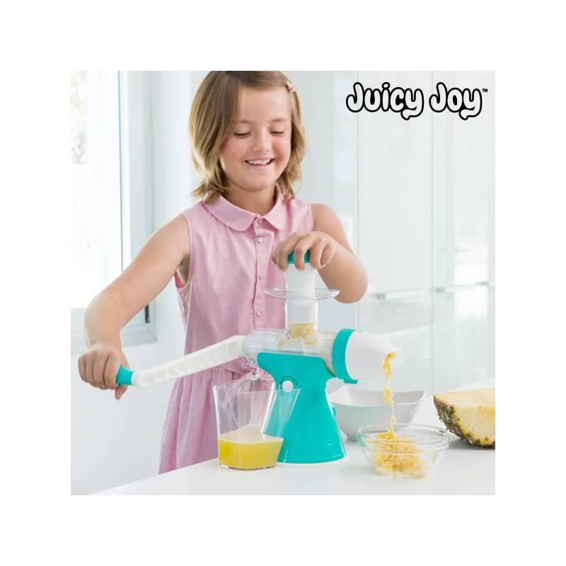 Juice Machine And Ice Cream With Crank Juicy Joy