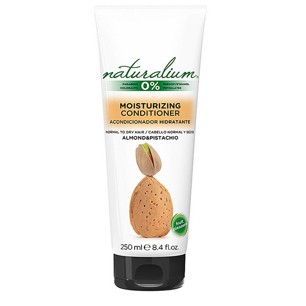 Repairing Conditioner Almond & Pistachio Naturalium (250 Ml)