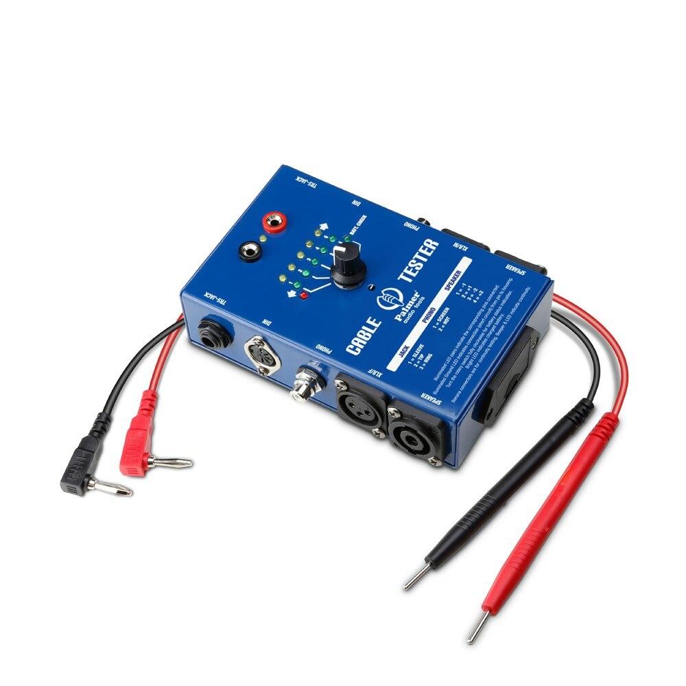 Cabos de áudio testador ahmct8 palmer|Ferramentas p/cabo| |  - title=