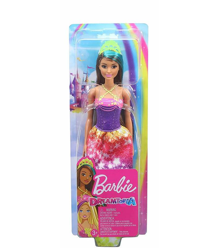 Princesses Dreamtopia Fairy With Top Pink And Purple And Skirt Arco Toy Store