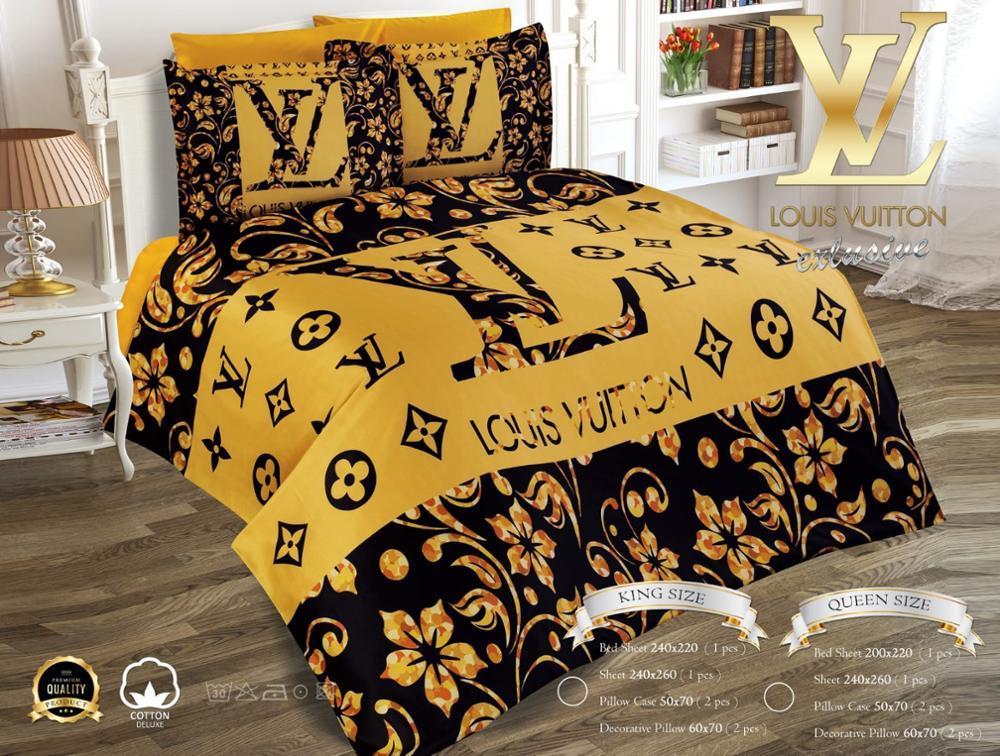Estilo mercados presente lux conjuntos de cama