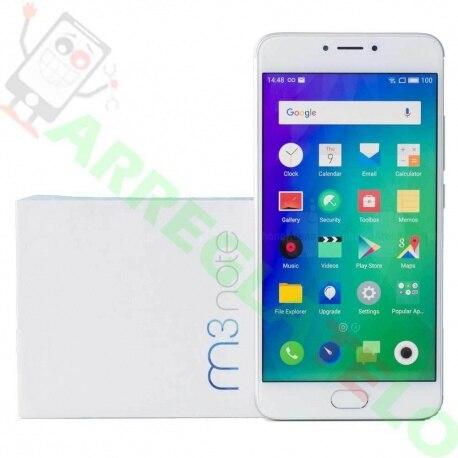 Meizu M3 Note | White | 32GB | Refurbished | Grade New