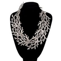 Necklace women's Coral (53281)
