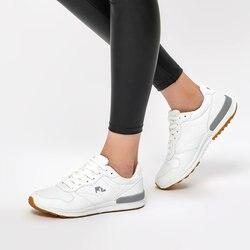 FLO EZRA PU белые женские кроссовки LUMBERJACK
