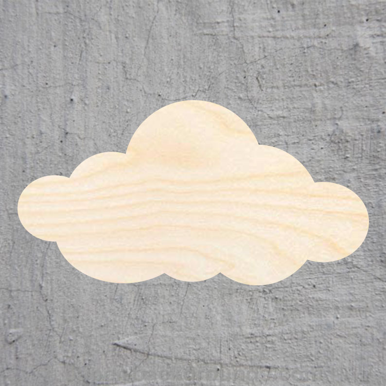 Cloud--silhouette-Laser-Cut-Out-Wood-Shape-Craft-Supply-Unfinished-Cut-Art-Projects-Craft-Decoration-Gift-Decoupage-Ornamente