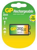 Batterie GP 20R8H 2CRU1: CR 9V (6F22) (Menge in pack. 1 PCs) auf