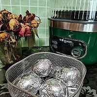 Q弹的烤鸡蛋的做法图解6