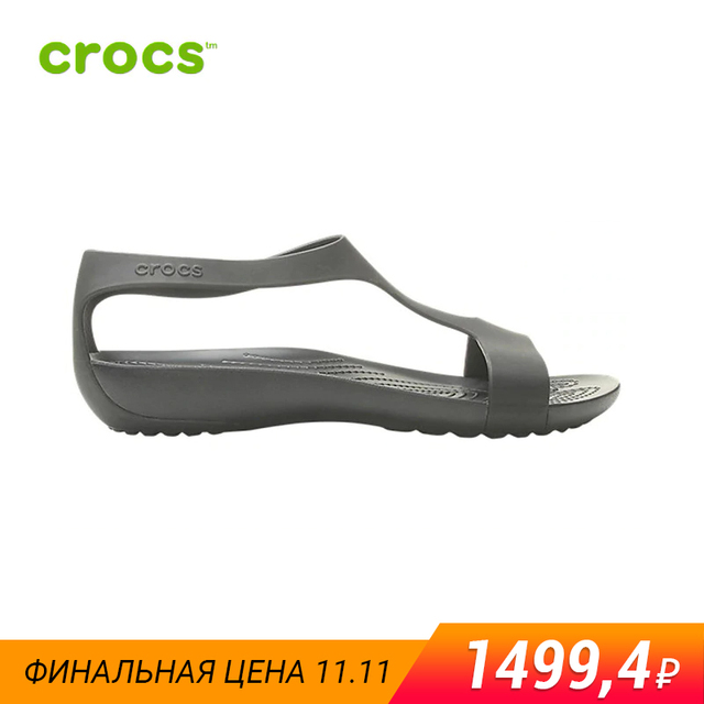CROCS Crocs Serena Sandal W WOMEN
