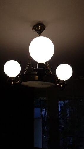 -- Lâmpada Lampada Ampola