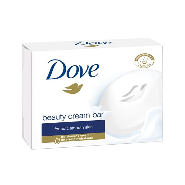 Soap Set Beauty Cream Dove (2 Pcs)