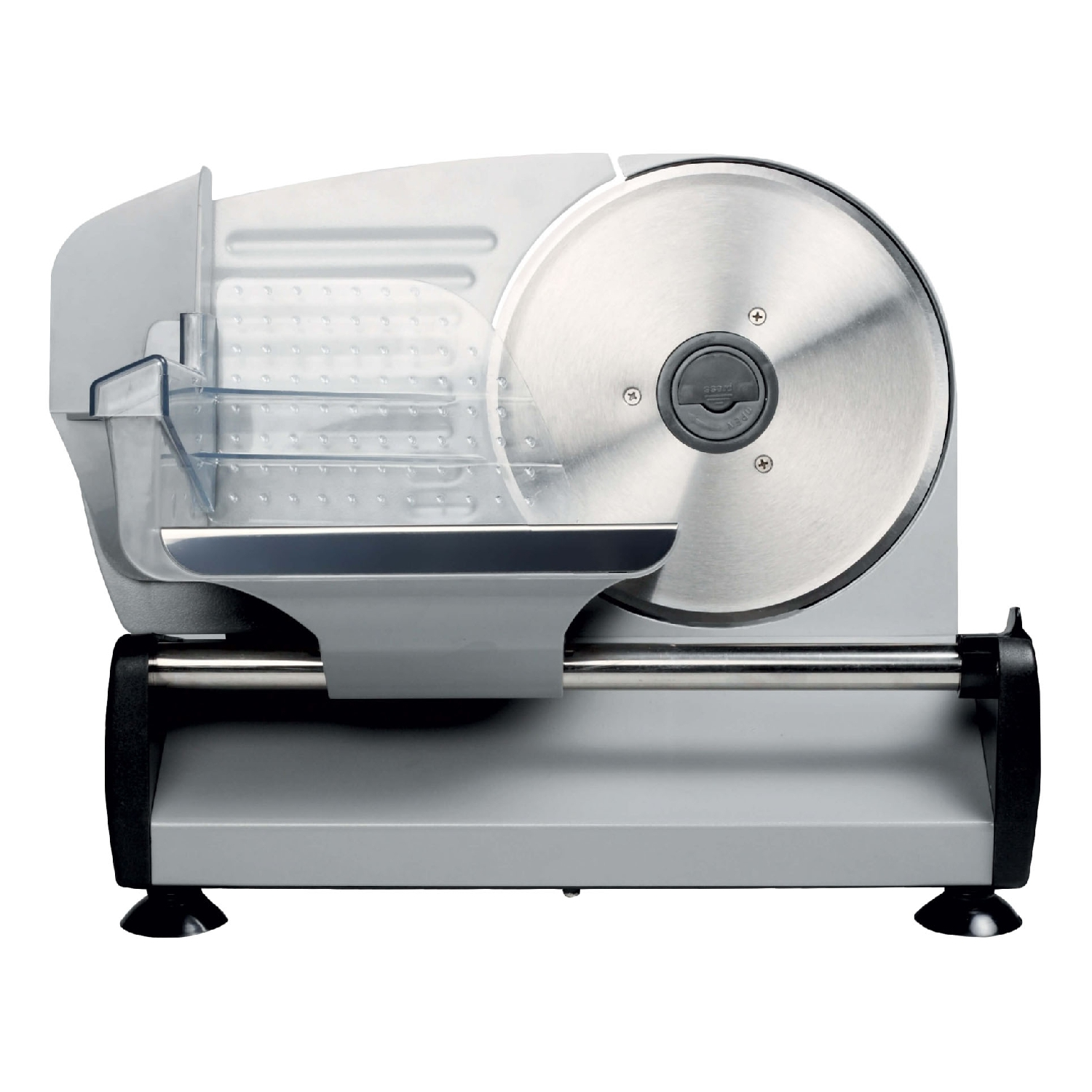 Slicer GEMLUX GL-MS-190 (Semi-automatic, diameter 190mm slice thickness 0-15mm case material-a