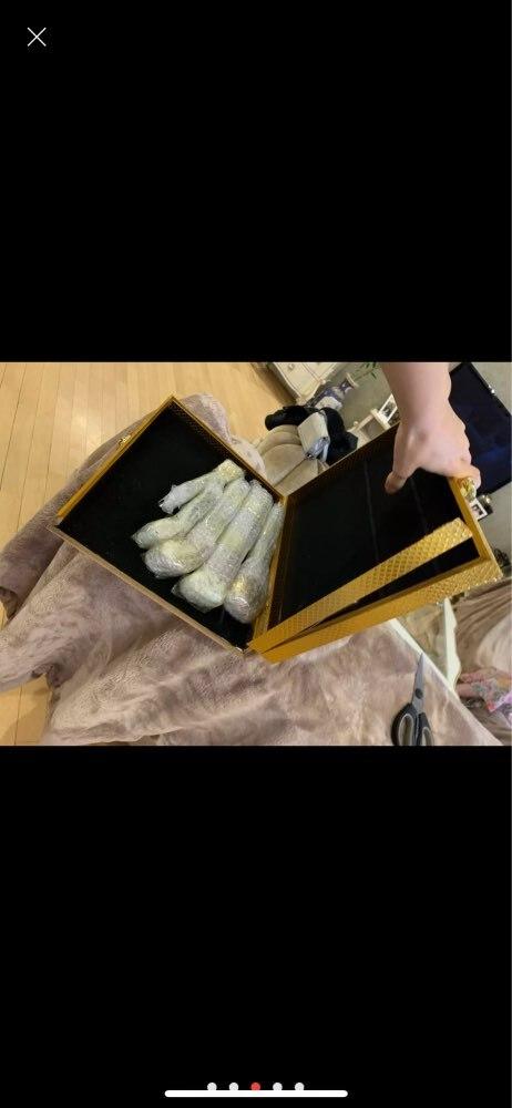 -- Giftbox Inoxidável Branco