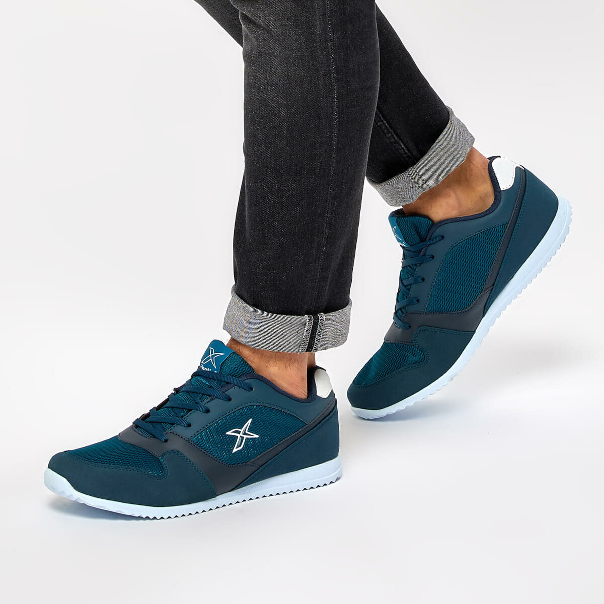 FLO ODELL M Gray Men 'S Sneaker Shoes KINETIX
