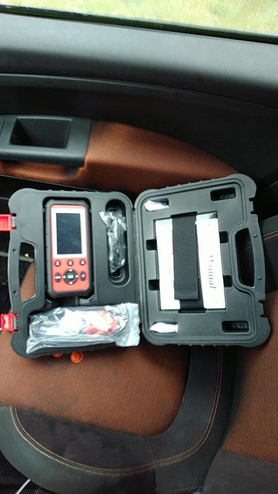 Herramienta de diagnóstico de Autel MaxiDiag MD808 Pro OBD2 explorador auto Todo Sistema Eobd Automotivo Automotriz explorador a