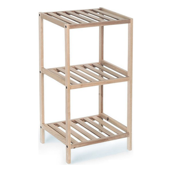 Shelves Confortime Wood (35 X 30 X 70 Cm)