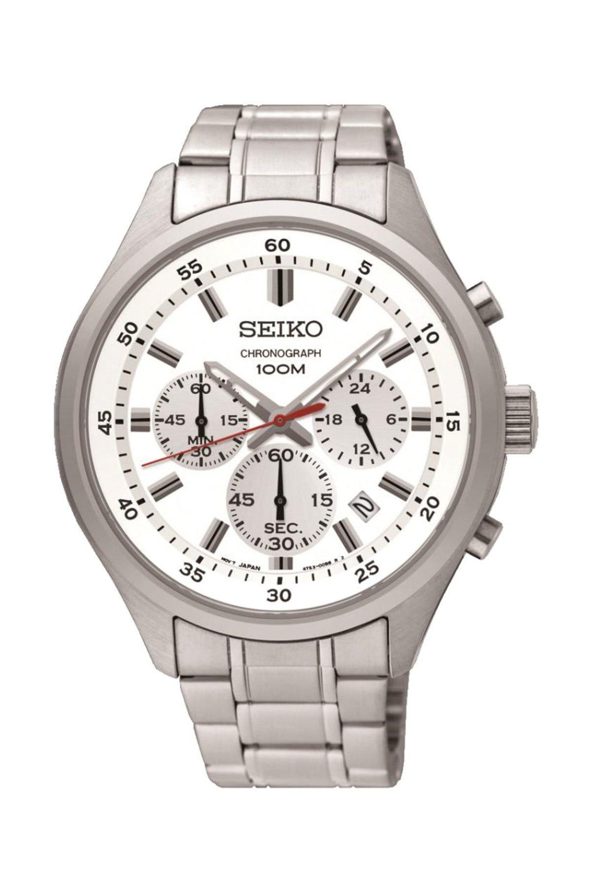 Seiko Watch Men Watch Top Luxury Brand Sport Men Watch Set Men Watch Waterproof Watch Relogio Masculino SKS583P
