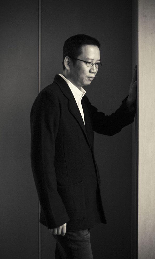《吴晓波》封面图片