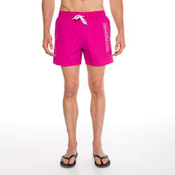Routefield Volt Pink Mens Board Shorts Swimwear Swimming Beach Short Surf Pants Swimsuits Boardshorts