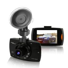 Przenośna kamera samochodowa USB 2 4 cali 1080P kamera samochodowa FHD wideorejestrator Dashcam na przyssawki Auto kamera samochodowa ze światłami tanie tanio ToHayie Przenośny rejestrator JIELI Klasa 10 NONE 1200 mega Detekcja ruchu Cykl nagrywania Sd mmc Wyświetlacz czasu i daty