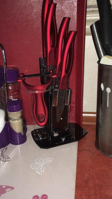 Conjuntos de facas cozinhar ferramentas ferramentas