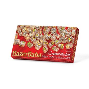 Hazer Baba - Mixed Turkish Delight with Coconut Dusted 454 g фото